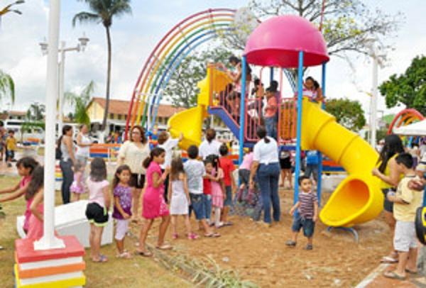 Iguatu cria espaço temático para festividades infantis